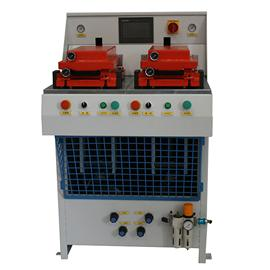 LC-62P Pneumatic Sole Pressing Machine (With PLC Touch Screen System)