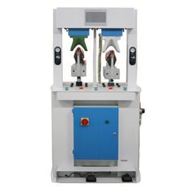 LC-232P/1H/1C 单冷单热位充气式鞋面定型机 (PLC)