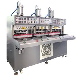 LC-890 Three Station Automatice Embossing Machine