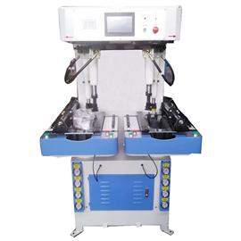 LC-710P Hydraulic Shoe Sole Pressing Machine (With PLC Touch Screen System)