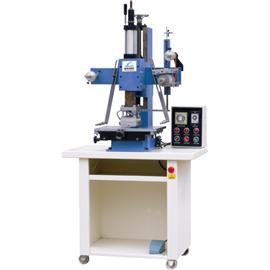LB-015A 气压式(015B 油压式)烫金机