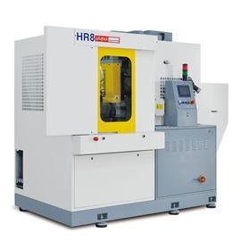 HR8 8工位层皮跟射出机