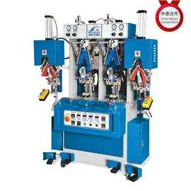 LB-516A Two cold two hot backing moulding machine