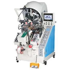 LB-937E(MA/B)自动记忆智能油压前帮机|自动记忆前帮机|结帮机