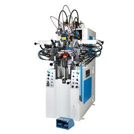 RC 81 油压全自动中后帮机 鞋机设备 自动上胶中后帮机 扫刀加热,温度可调  厂家直销 提供一年免费保修