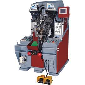 LB-833 智能油压自动前帮机(九爪)