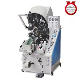 LB-938 HIGH EFFICIENCY TOE LASTING MACHINE
