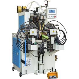LB-780EM(自动记忆)智能型自动上胶中后帮机 |钉跟机 |压底机
