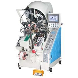 LB-939(MA/B)电脑智能型油压前帮机|自动记忆前帮机|结帮机