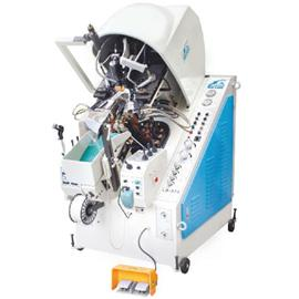 LB-936(MA/B)油压前帮机|中底注塑机|上胶前帮机