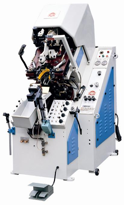LT-737A  OIL-PRESSURE AUTOMATIC CLAW TYPE FORONT LASTING MACHINE