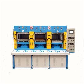 油压机一拖三|精准高效|前帮机|压底机