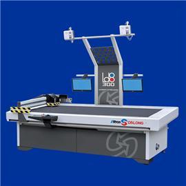 LD8-300 自动皮料切割机