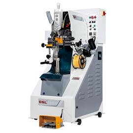 D-589CM Automatic Cementing Hell Lasting Machine