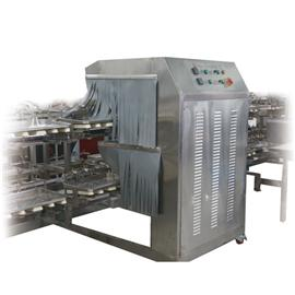 R-9988c-n-22 stainless steel three-dimensional assembly line