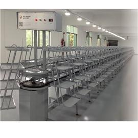 R-9988B-41 立体流水线(包装段) 鞋厂流水线