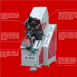 LD-587A 9-Pincer Automatic Hydraulic Toe Lasting Machine