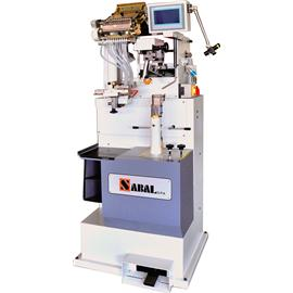 S-50-5V Computerized Automatic Heel-nailing (screw) Machine