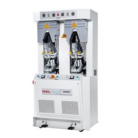 D-682A one cold and one hot backpart moliding machine