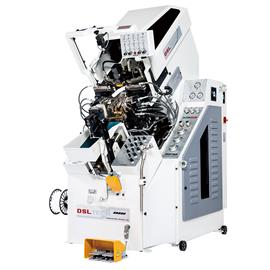 D-687MB Computerized full automatuic cementing toe Lasting machine