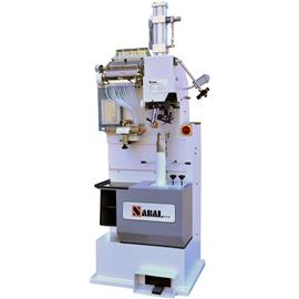 S-683AM Computerized Automatic Heel-nailing Machine