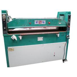 Glume cutting machine