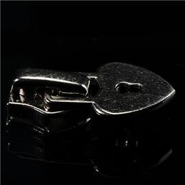 拉头JR301 鞋用拉链  尼龙拉链  佳荣厂家直销  品质保证