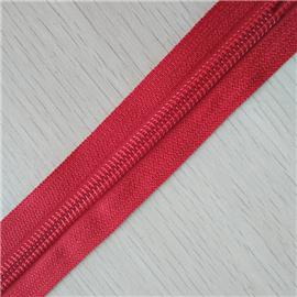 5# nylon zipper color teeth Jiarong factory direct smooth no fork