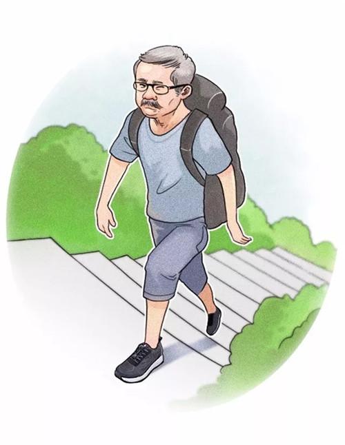 穿上足力健老人鞋 来一场说走就走的旅行吧