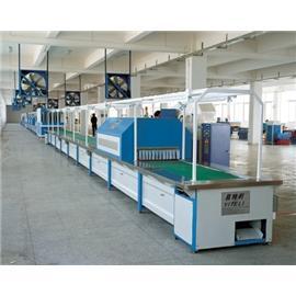 PVC包装流水线 质量保证