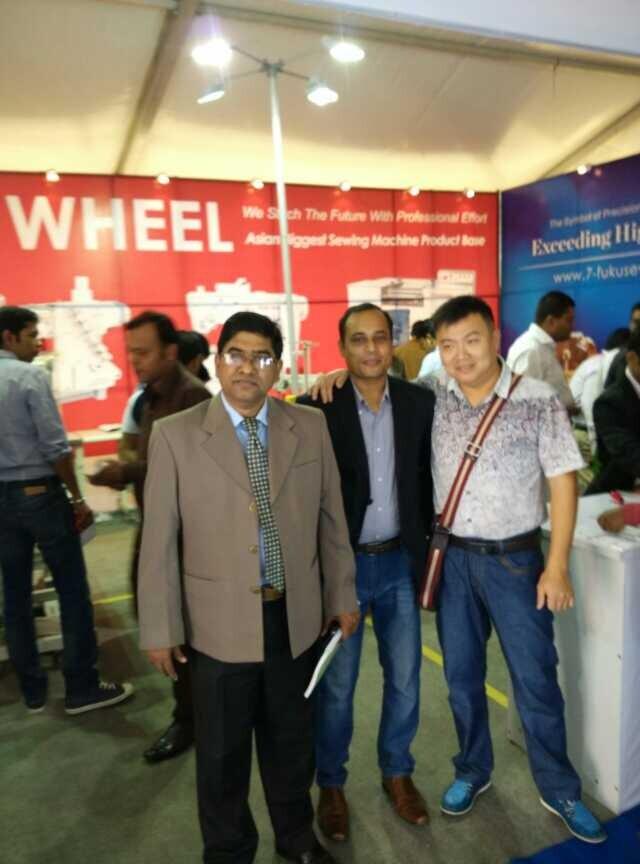 2014-11-27孟加拉国参展
