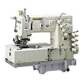 MR1508PR 四针平台型弯针横向双重环缝链式裤腰缝纫机