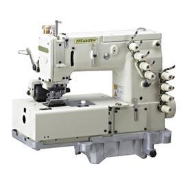 MR1508PRD 四针平台型弯针横向双重环缝链式裤腰缝纫机