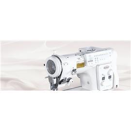 sunstar韩国日星KM-2070P系列高速单针电子花样人字缝缝纫机