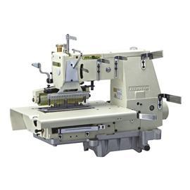MR1425PS-ET 二十五针平台型勾针纵向双重环缝链式缝纫机