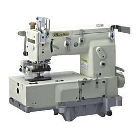 MR1417P 十七针平台型勾针纵向双重环缝链式缝纫机