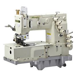 MR1503P 三针包边双重环缝链式缝纫机