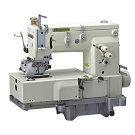 MR1413P 十三针平台型勾针纵向双重环缝链式缝纫机