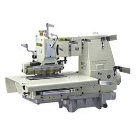MR1425P 二十五针平台型勾针纵向环缝链式缝纫机