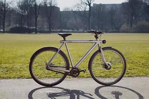 无人驾驶自行车来了