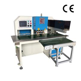 TYL-570A assembly line hot stamping machine (with reclaiming) insole hot stamping machine