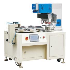 TYL-250-1H 八工位圆盘移印机(单色) 印刷机 鞋垫印刷机