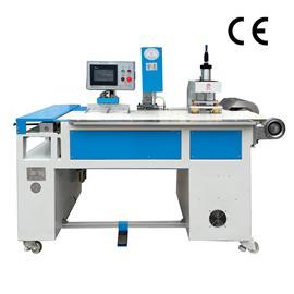 TYL-570 自动流水式商标烫印机 全自动烫商标机 烫商标机