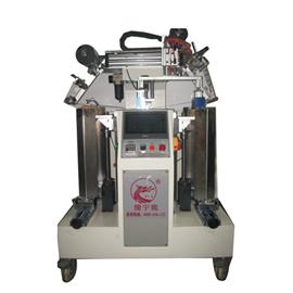 TYL-589 automatic insole / tongue thermal transfer, hot stamping machine