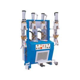 TYL-361双冷双热后跟定型机(气囊) 腾宇龙机械 厂家直销 提供优质产品及全面售后服务