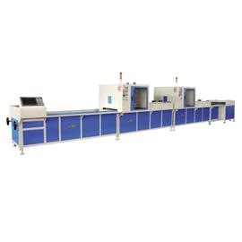 TYL-666 multi-color automatic printing line overprint Teng Yulong Machinery