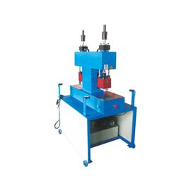 TYL-888 Hydraulic double branding machine Teng Yulong Machinery