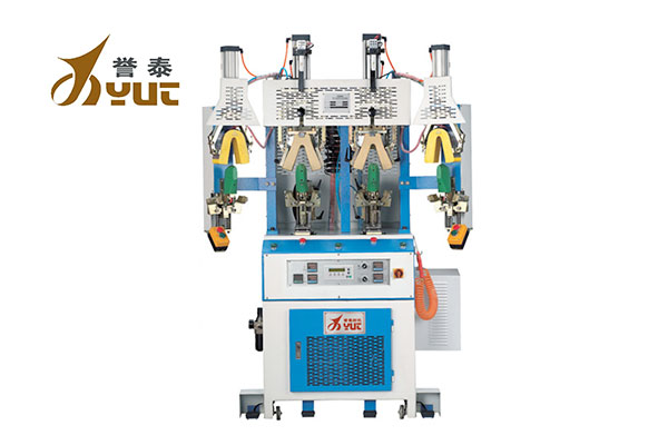 DS-802 cold and hot back heel setting machine