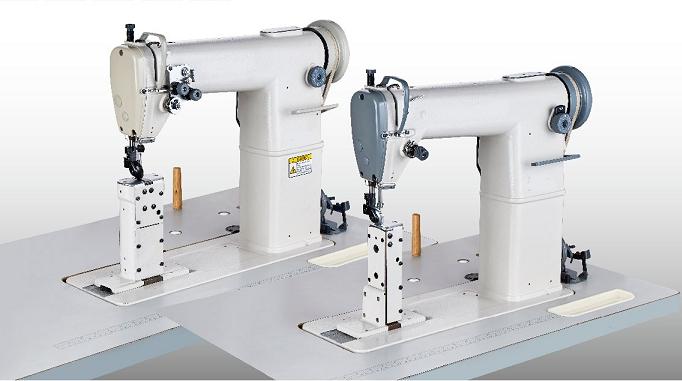 单双针高车缝纫机