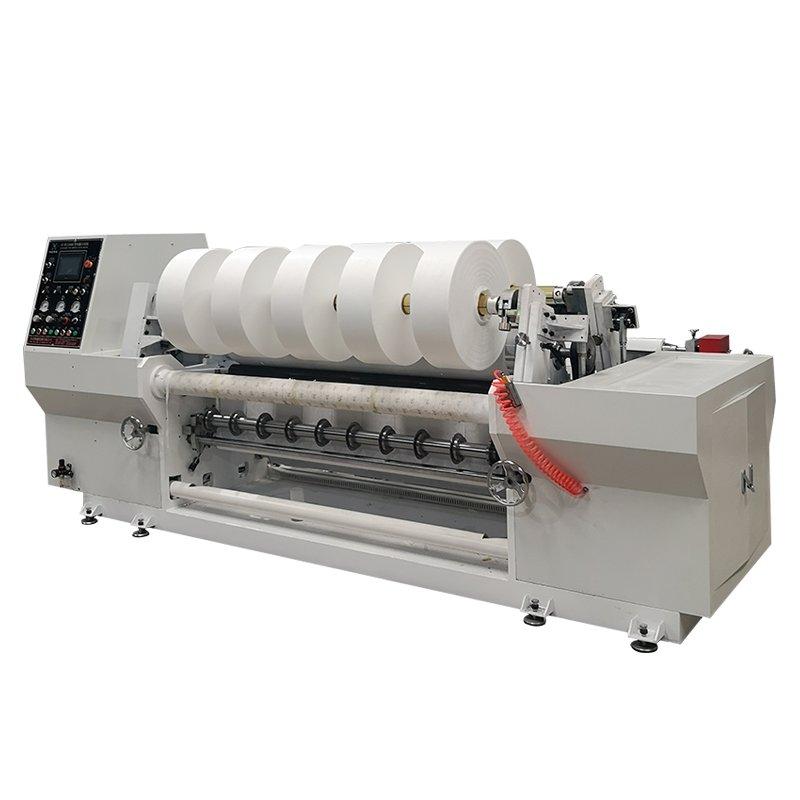 YT-FQJ1600C型 表面复卷分切机